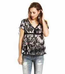 Odd Molly O.D.D. Blouse almost black